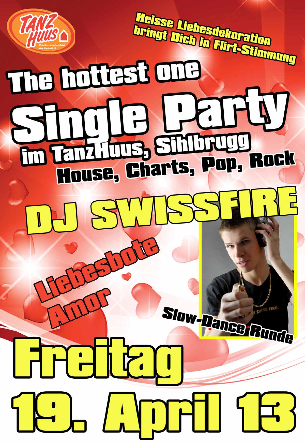 singles party schweiz